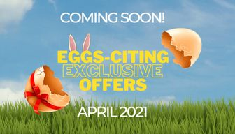 COMING SOON - OUR EASTER CAMPAIGN